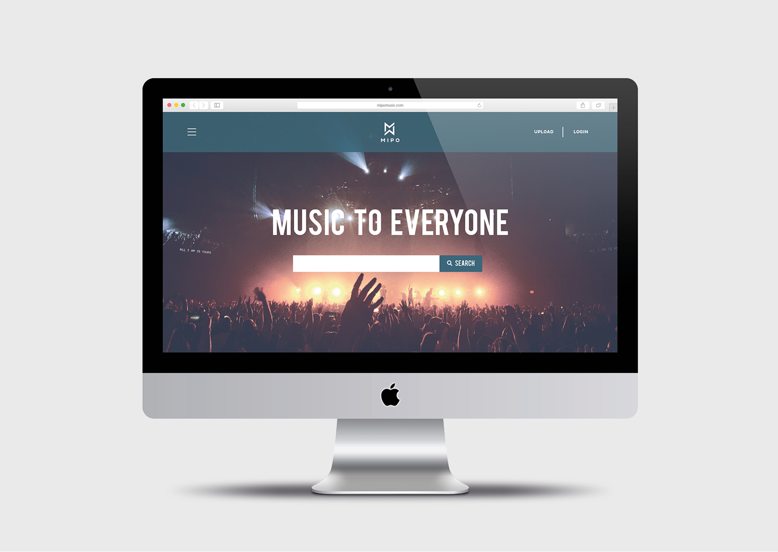 paolo_salmaso_Mipo_musica_logo_web_design_venezia_grafico_graphic_designer - Simple Sign